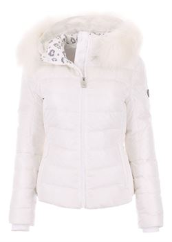 CATERINA DOWN JACKET --4F4F4F--