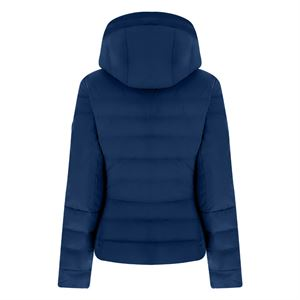 CATERINA DOWN JACKET M-DEEP OCEAN-