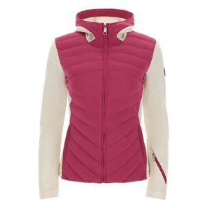 CAMELIA SOFTSHELL DOWN JACKET L--ABAB00--