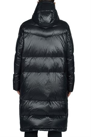 SONIA OVERSIZE PUFFER JACKET L, BLACK